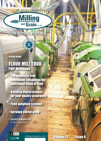 AUG 2016 - Milling and Grain magazine
