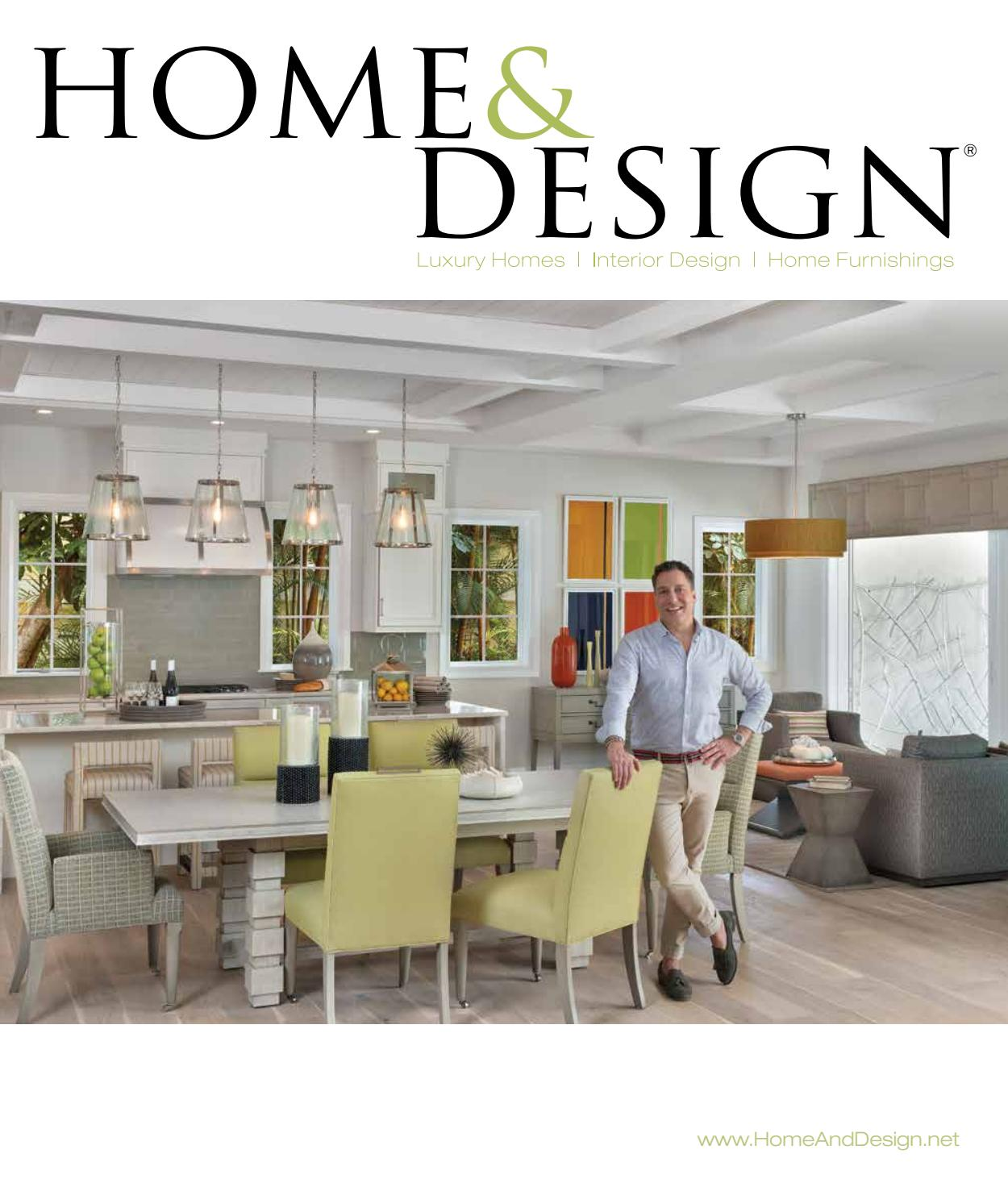 Home design magazine 2016 southwest florida edition by for Modern interior design magazines