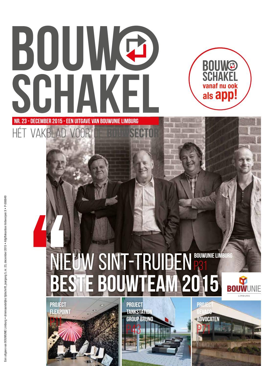 Bouwschakel december 2015 by davy maesen   issuu