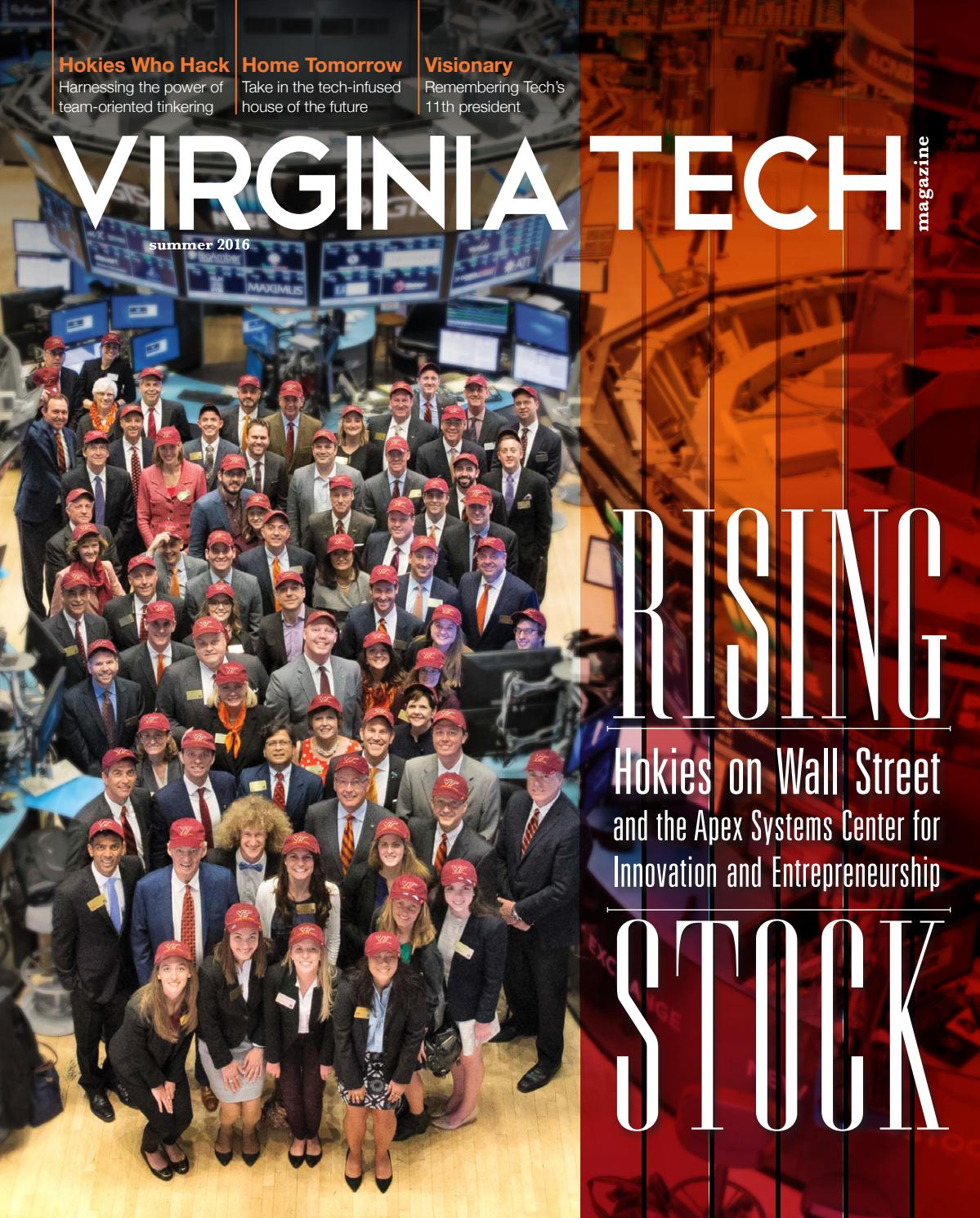 tech alumni magazine vol 91 no 4 2015 by tech virginia tech magazine summer 2016