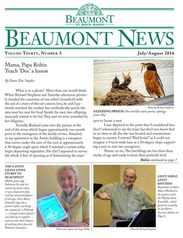 Beaumont News August 2016