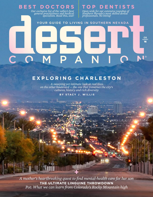 Desert companion   august 2014 by nevada public radio   issuu