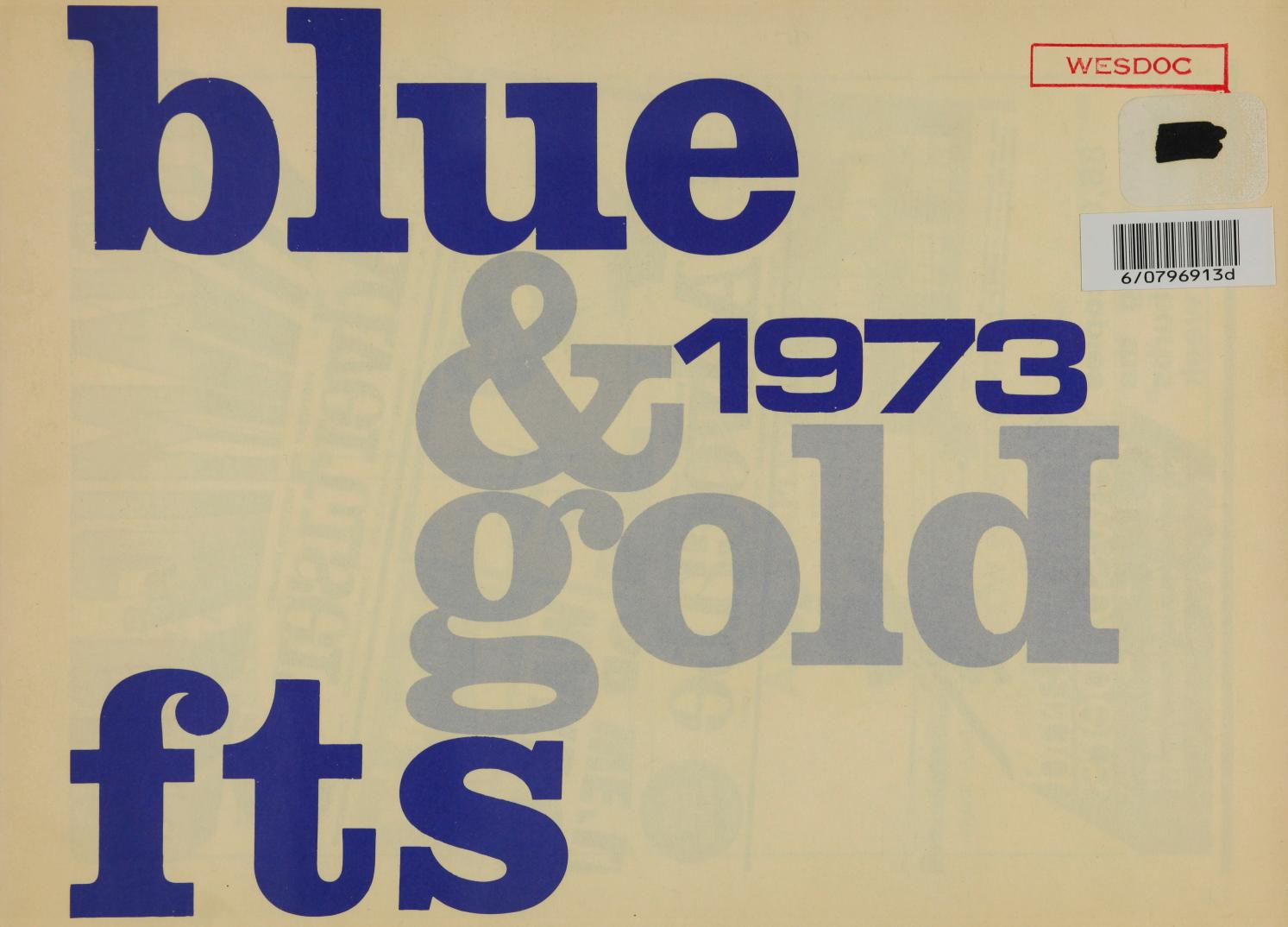 mhb by the weekly review issuu footscray technical school blue and gold 1973