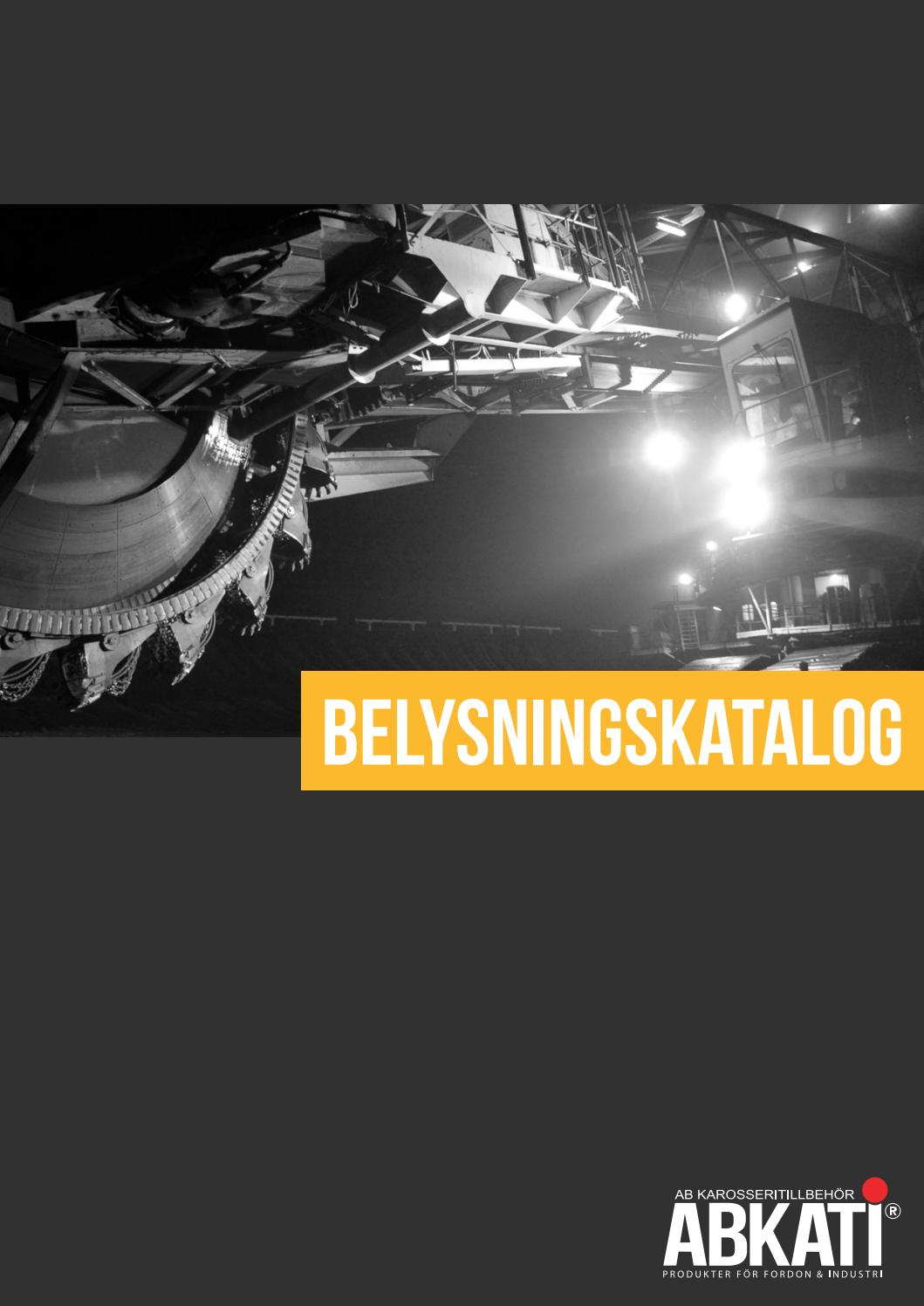 Let it light belysningskatalog by Jan Vigermyr - issuu