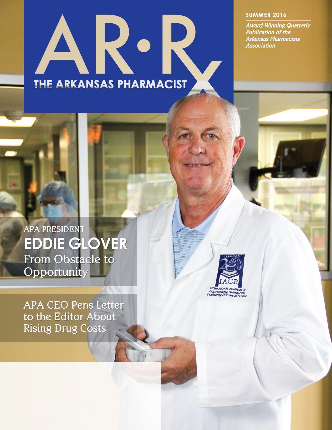 arrx the arkansas pharmacist summer by scott pace issuu