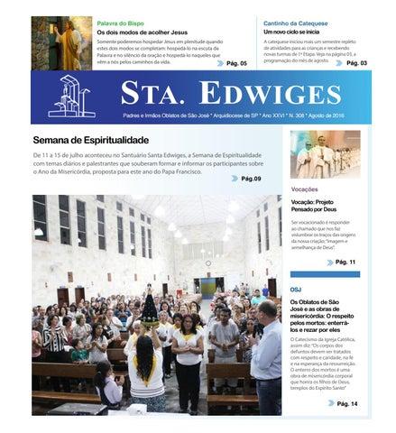 [Jornal Sta. Edwiges (Agosto/2016)]