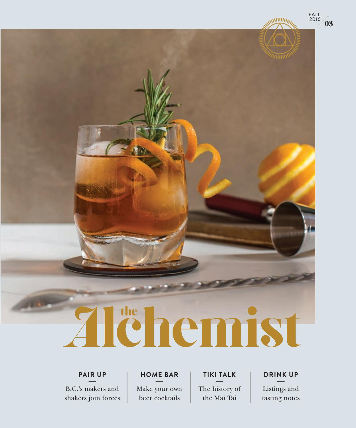 the alchemist winter 2015 by the alchemist