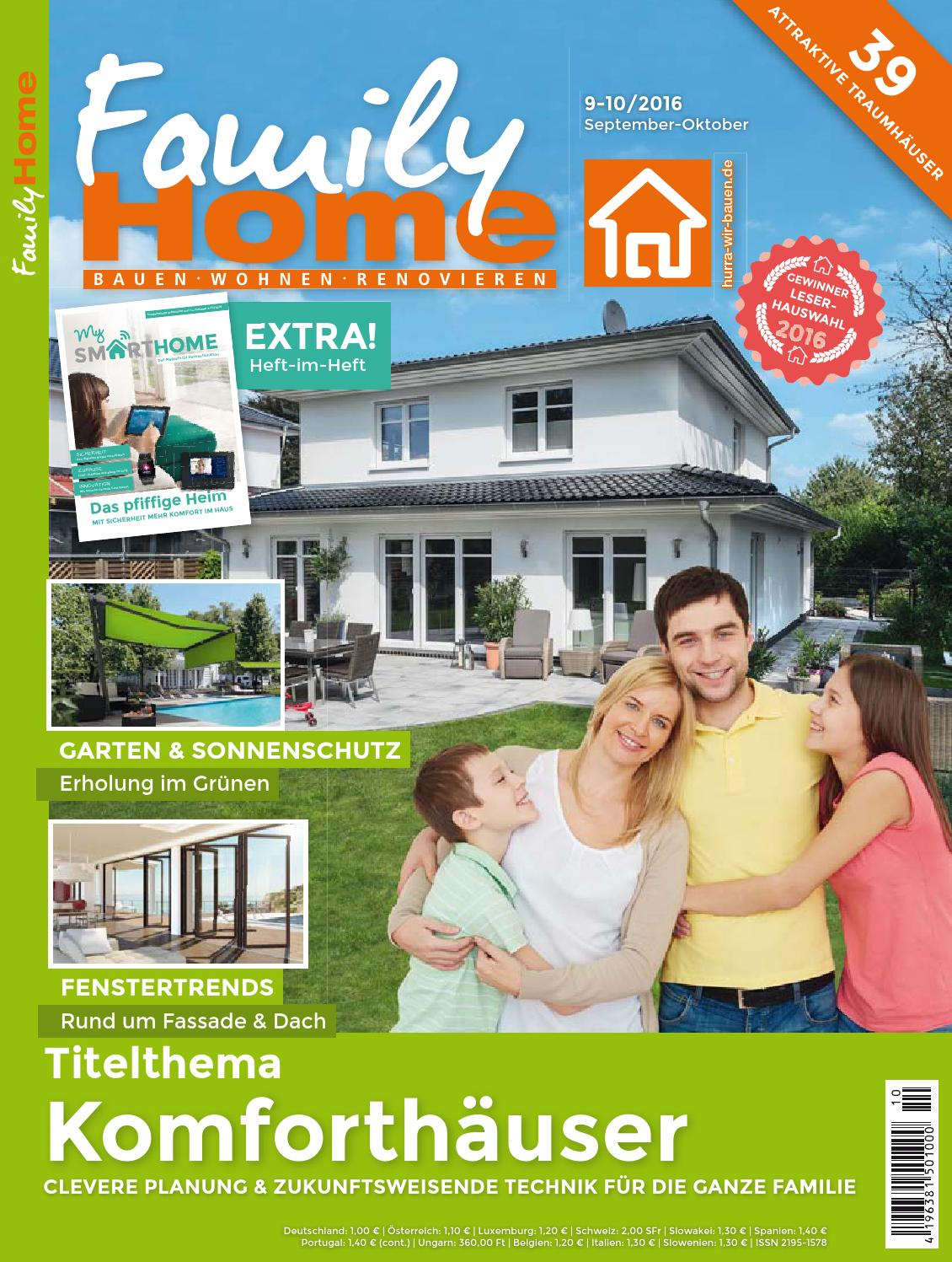 ^ Musterhäuser 2014/2015 by Family Home Verlag GmbH - issuu