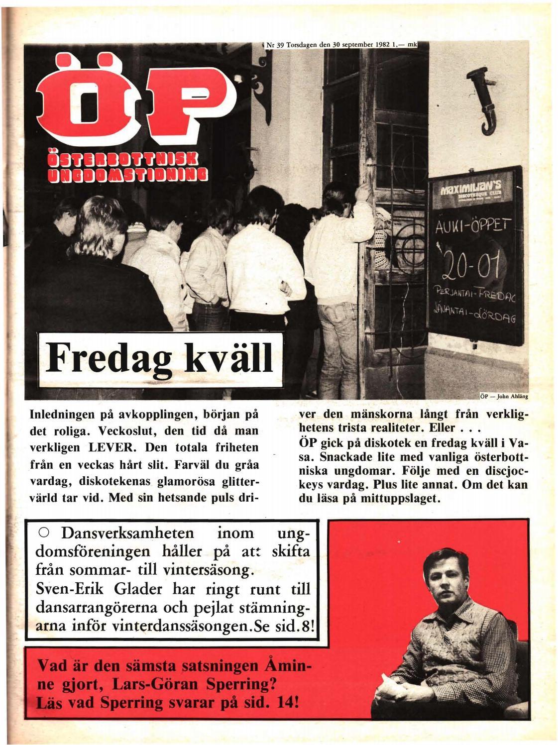 Österbottniska posten (Öp) nr. 7 1980 by Österbottniska posten   issuu
