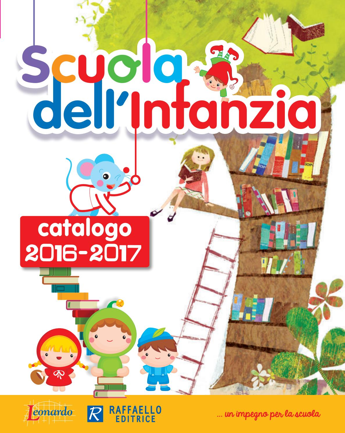 Scuola dell 39 infanzia catalogo 2015 2016 by gruppo for Catalogo arredi scuola infanzia
