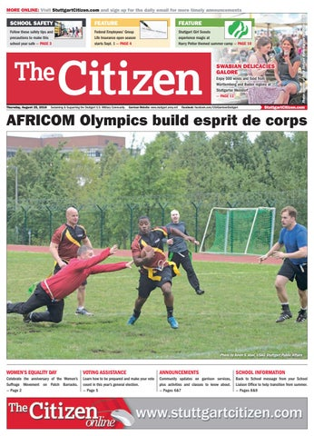 The Citizen - August 25, 2016