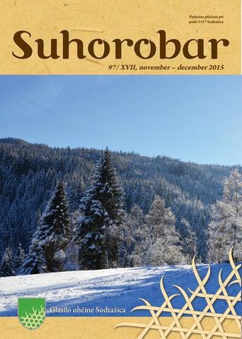 Suhorobar 97/ XVII, november - december 2015