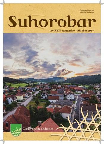 Suhorobar 90/ XVII, september - oktober 2014
