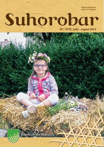 Suhorobar 95/ XVII, julij - avgust 2015