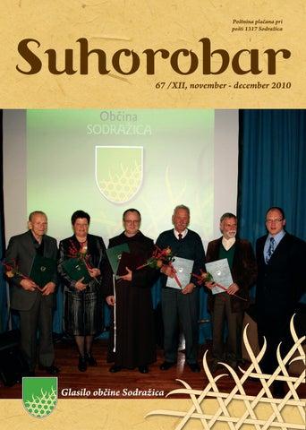 Suhorobar 67 /XII, november - december 2010