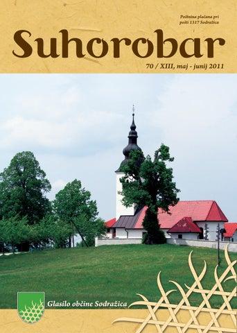Suhorobar 70 / XIII, maj - junij 2011
