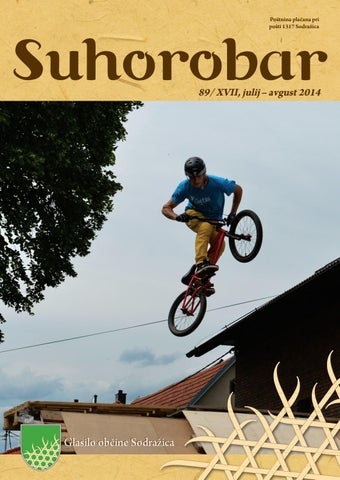 Suhorobar 89/ XVII, julij - avgust 2014