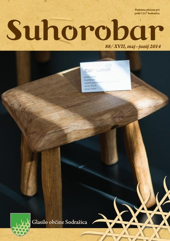 Suhorobar 88/ XVII, maj - junij 2014