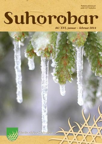 Suhorobar 86/ XVI, januar - februar 2014