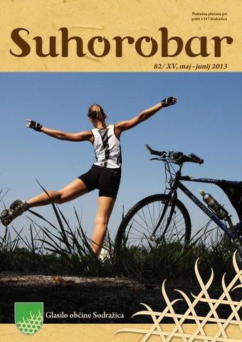 Suhorobar 82/ XV, maj - junij 2013