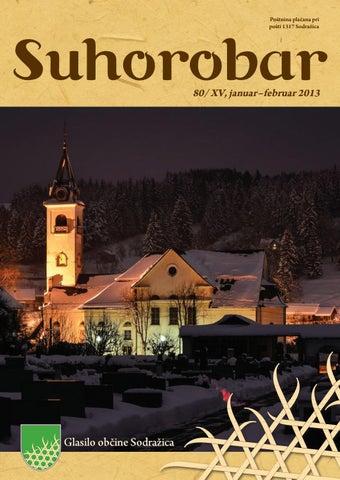 Suhorobar 80/ XV, januar - februar 2013
