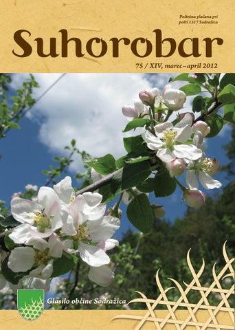 Suhorobar 75 / XIV, marec-april 2012