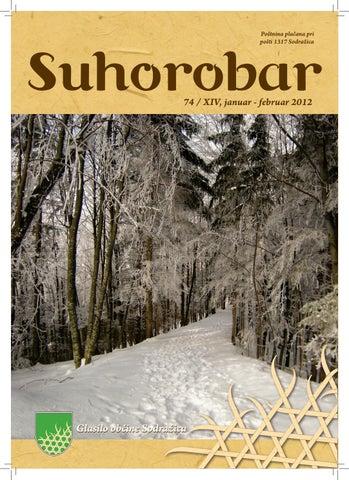 Suhorobar 74 / XIV, januar - februar 2012