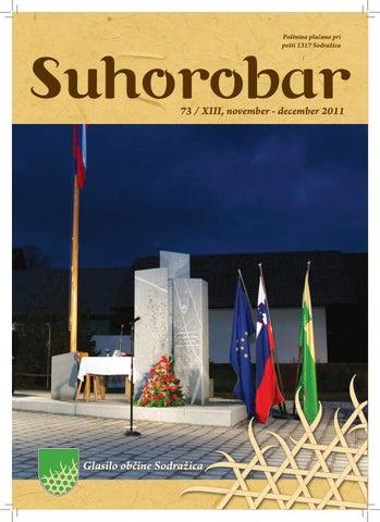 Suhorobar 73 / XIII, november - december 2011