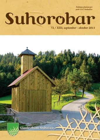 Suhorobar 72 / XIII, september - oktober 2011
