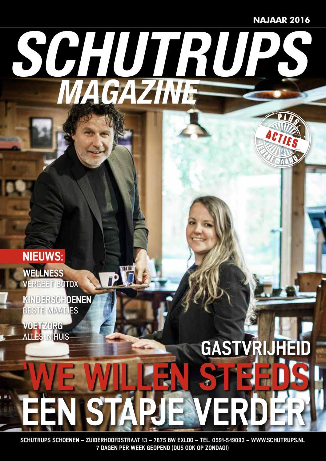 Schutrups najaar magazine 2016 by schutrups magazine   issuu