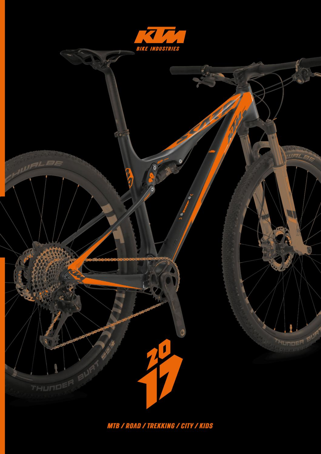 ktm catalogue 2017 by ktm bike industries page 1 issuu. Black Bedroom Furniture Sets. Home Design Ideas