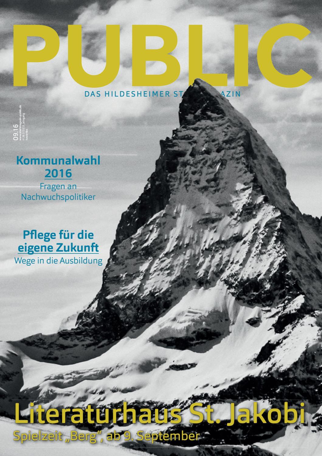 Public 09/2016 by PUBLIC HILDESHEIM - issuu