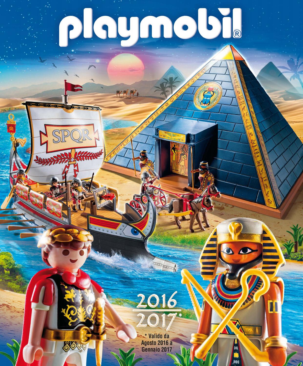 playmobil katalog it 2016 2017 150dpipdf by pfiff toys issuu. Black Bedroom Furniture Sets. Home Design Ideas