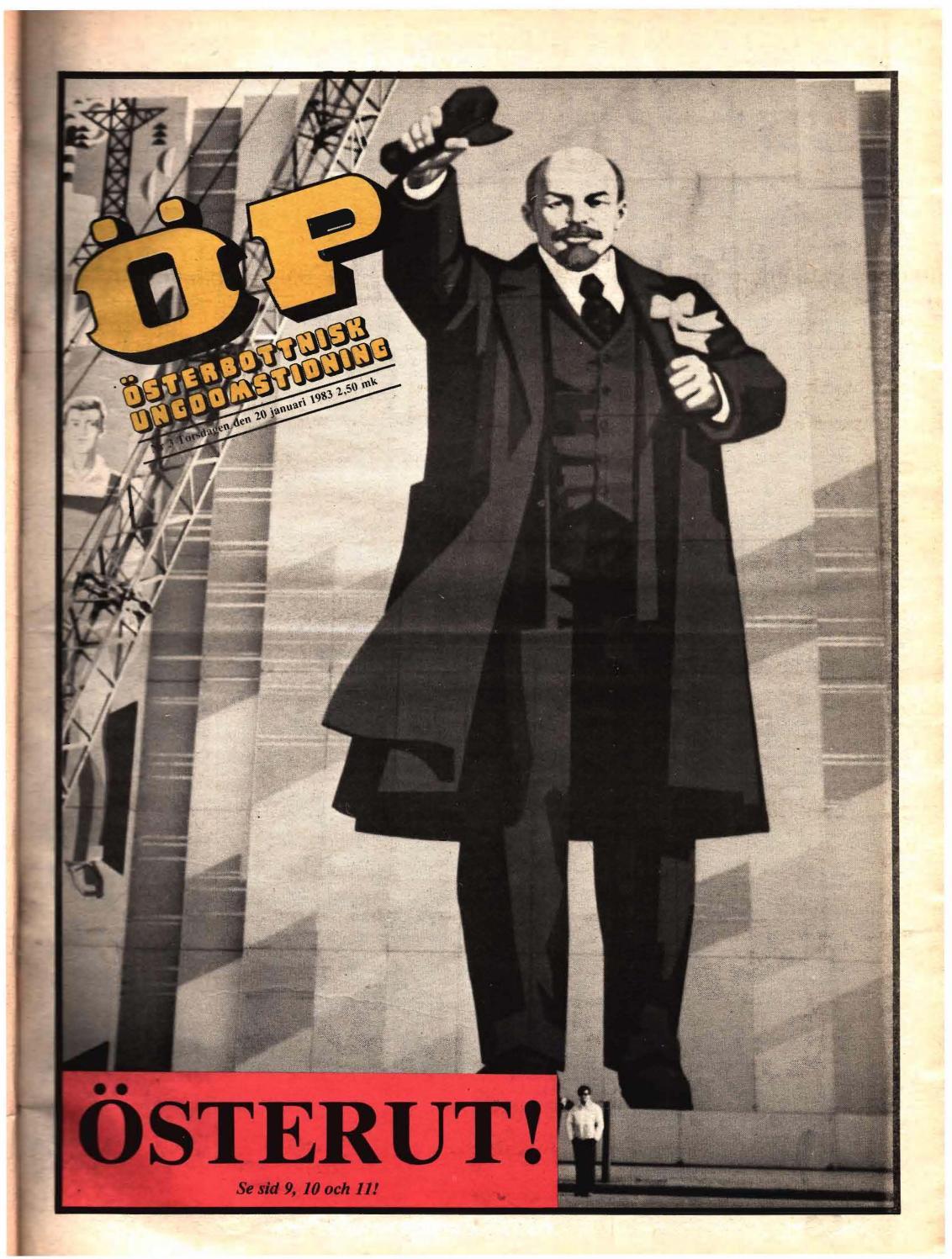 Österbottniska posten (Öp) nr. 3 1983 by Österbottniska posten   issuu