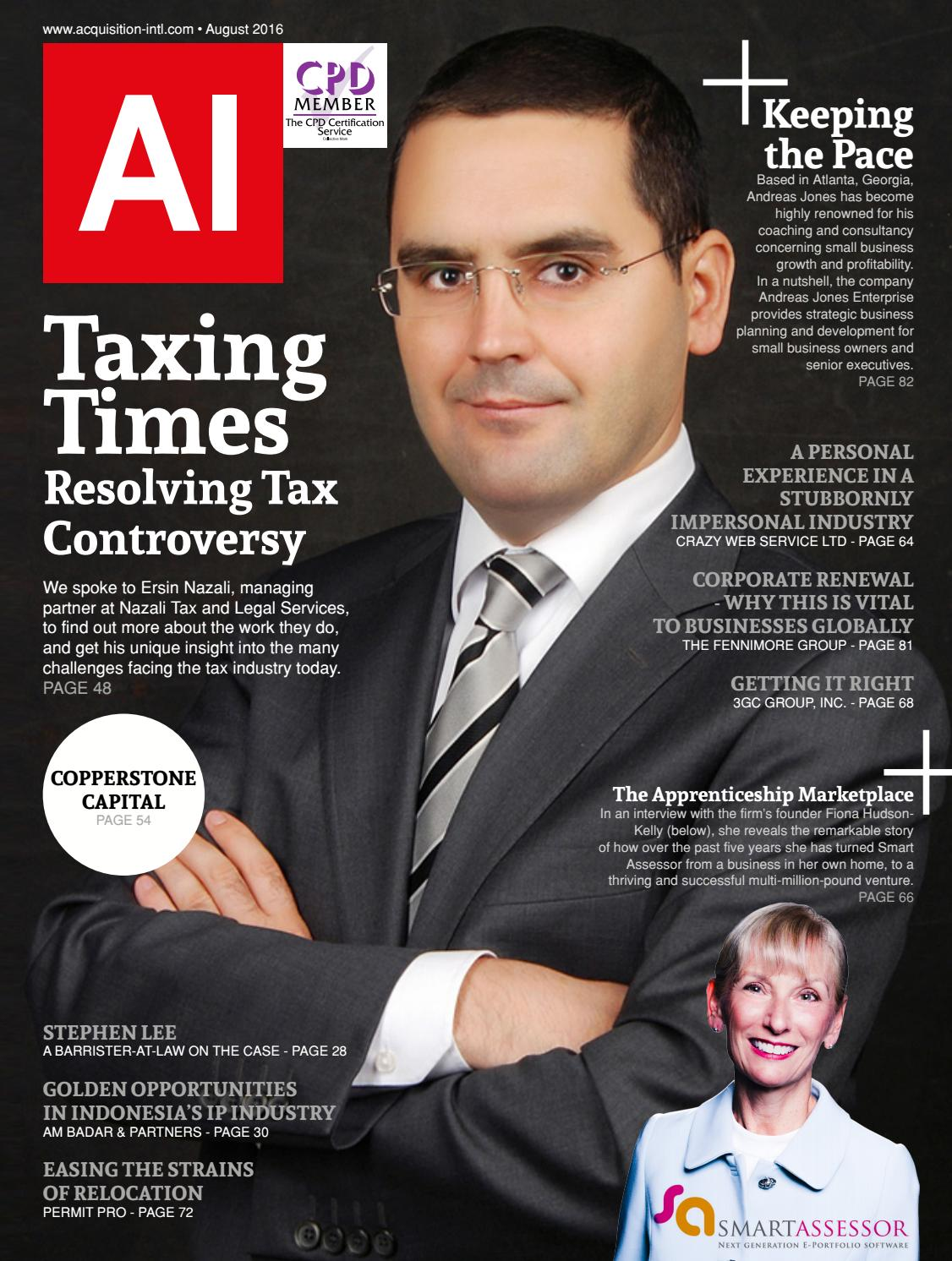 ai magazine 2016 by ai global media issuu