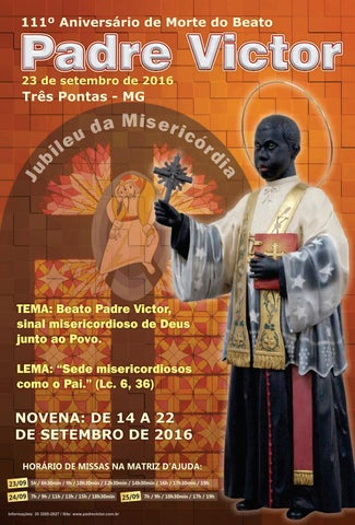 [Festa do Beato Padre Victor 2016]