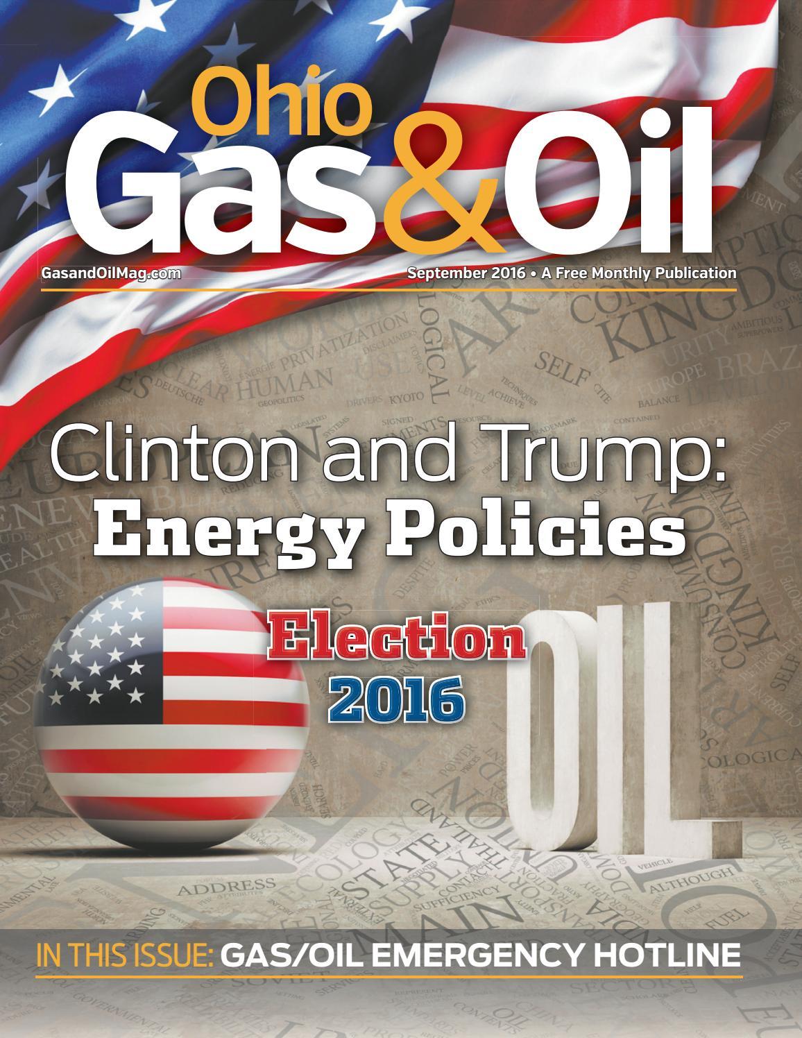 Ohio Gas u0026 Oil Magazine September 2016 by GateHouse Media NEO - issuu