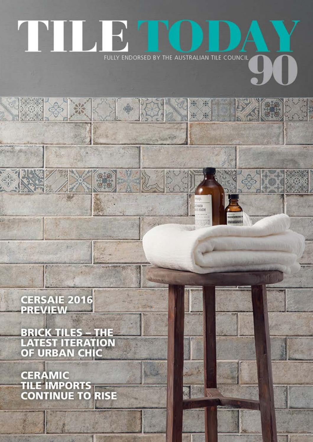 tile today issue  november  by elite publishing co pty ltd issuu: subway tiles tile site largest selection