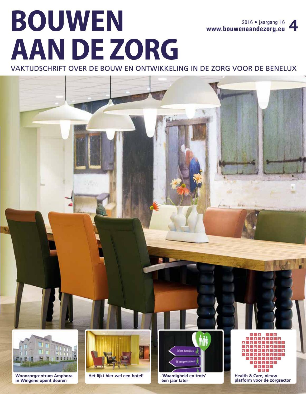Bouwen aan de zorg 06 2013 by Louwers Uitgeversorganisatie BV - issuu