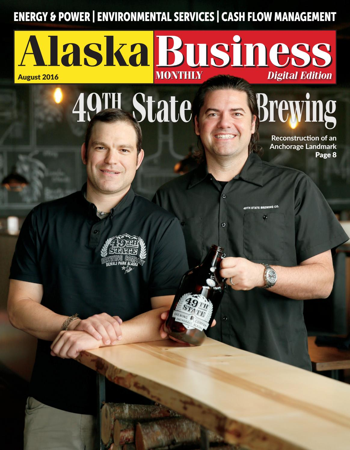 August 2012 Alaska Business Monthly by Alaska Business Monthly