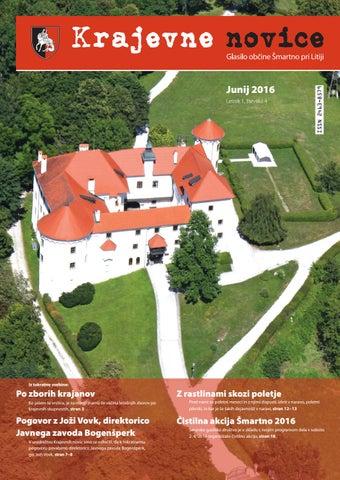 Krajevne novice – junij 2016 (letnik 1, številka 4)