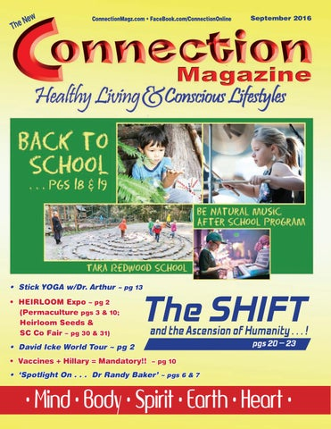 Connection Magazine September 2016 Issue