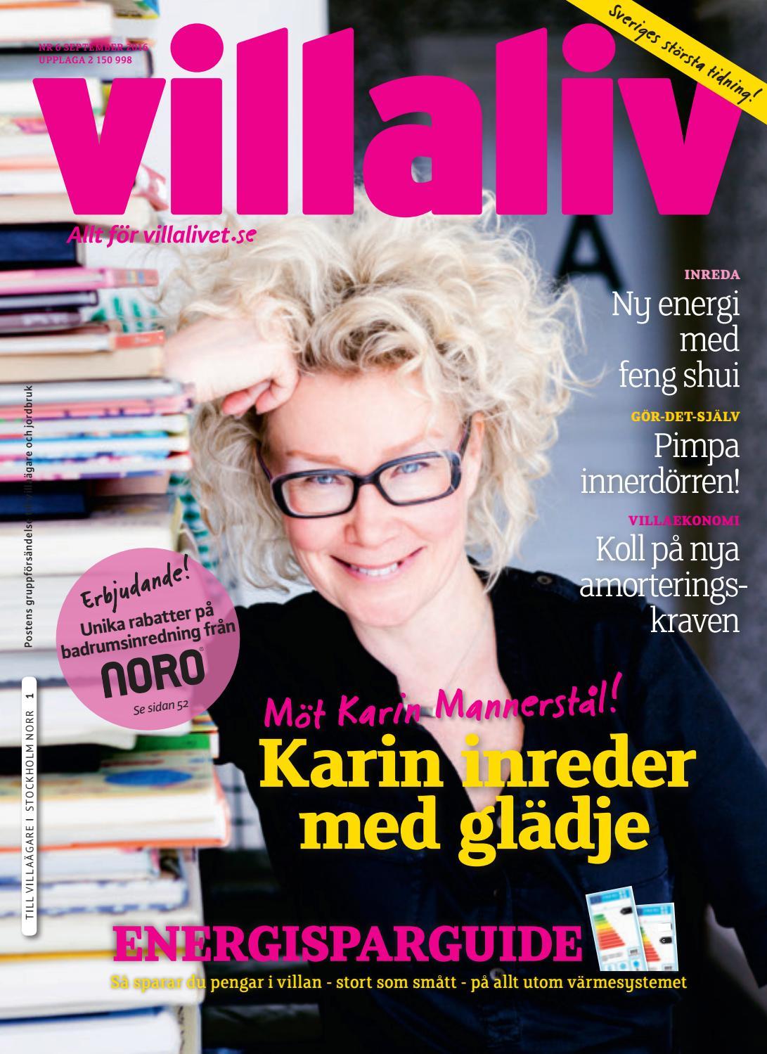 Villaliv nr 6, 2016 by Förlaget Villaliv AB - issuu