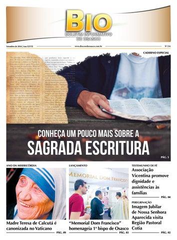 [BIO Diocesano – Setembro2016]