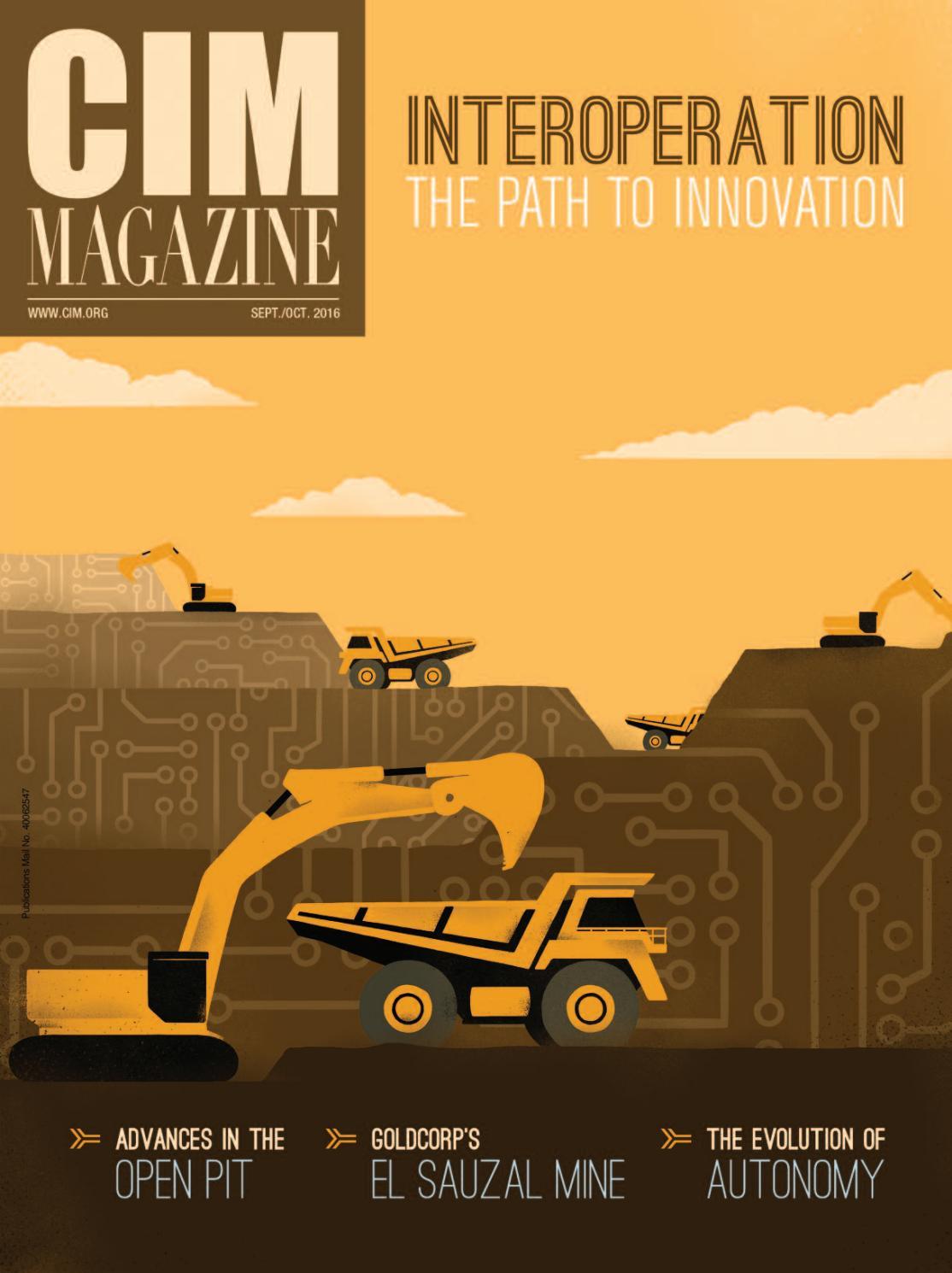 cim magazine septemberoctober 2016