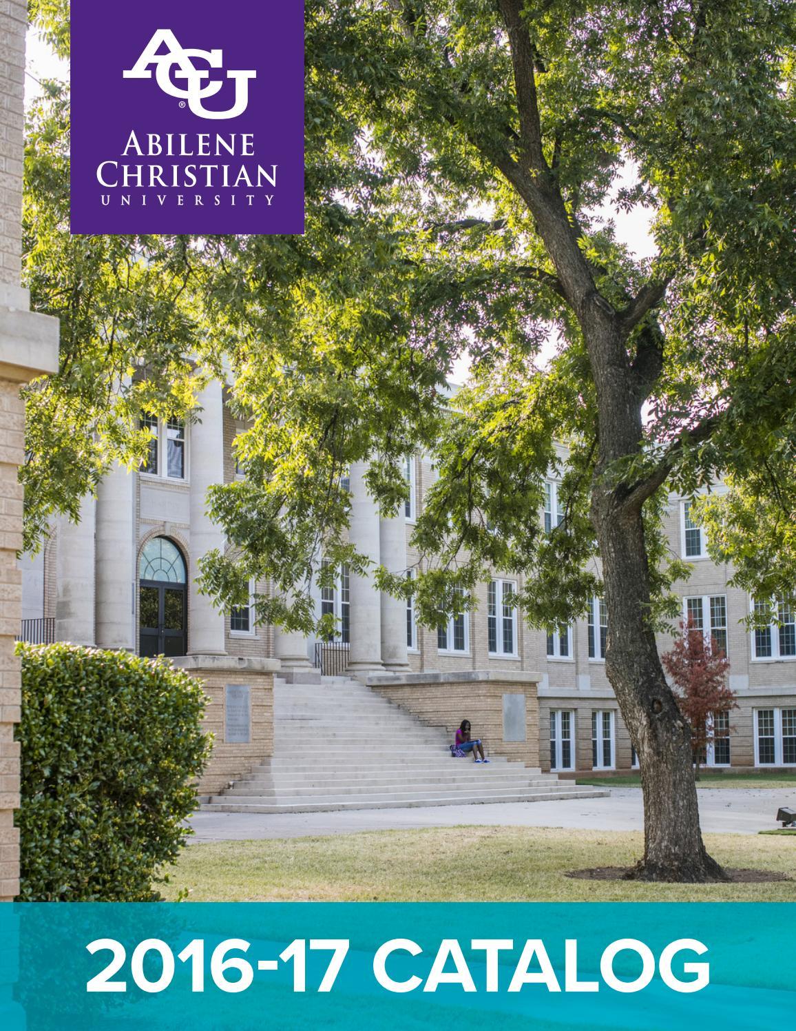 Abilene Christian University Application & Admissions ...