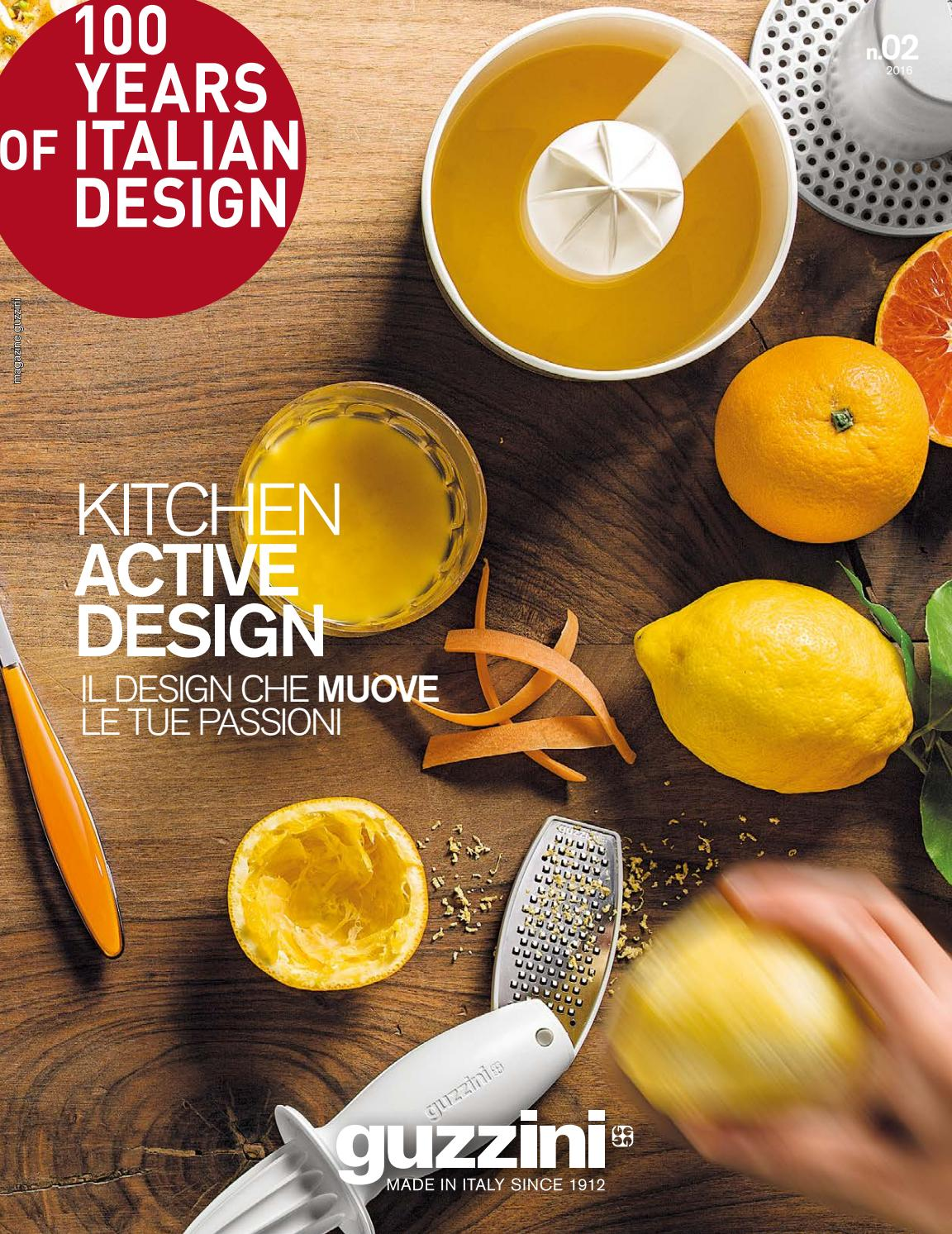 Guzzini kitchen 2016 by H Design - issuu