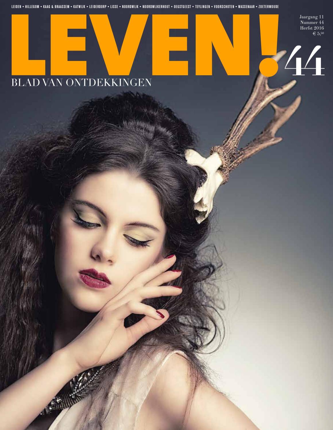 Leven! leiden #26 lente 2012 by zabriski media   issuu