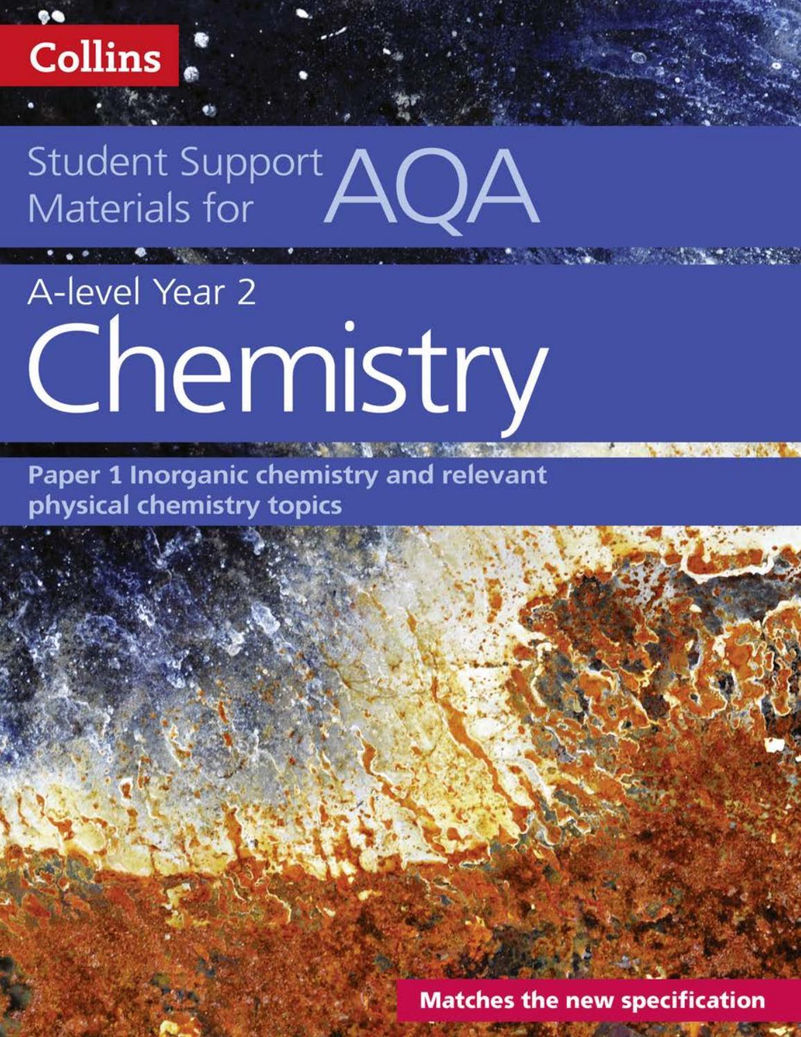 Inorganic Chemistry Research (ICR)