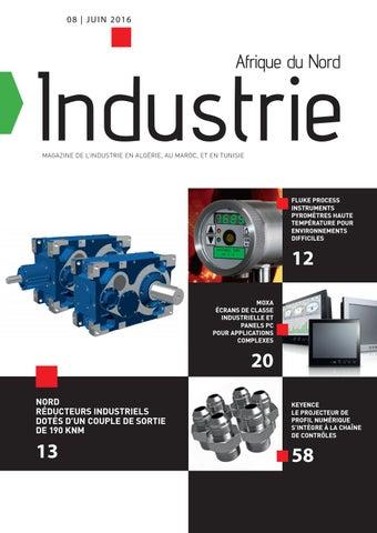 Industrie Afrique du Nord 08